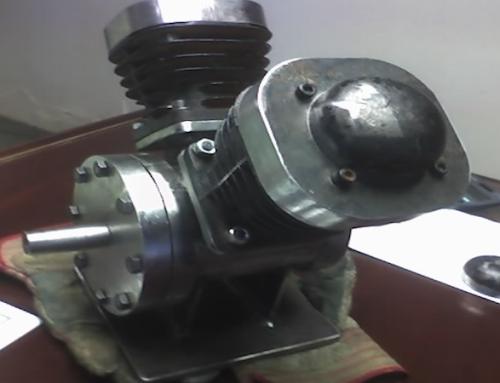 Dish Stirling Engine